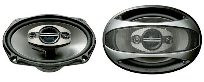 Pioneer TS-A6871R 3-Way Speakers