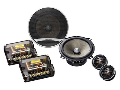 Pioneer D-Series speakers