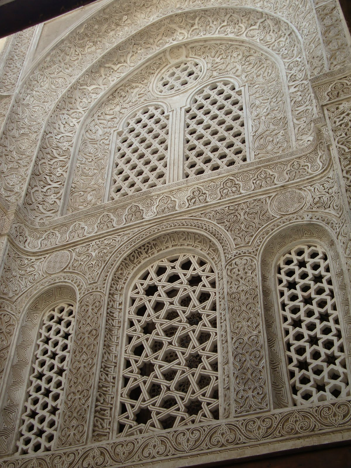 islamic architecture Islamic architecture the great cities of the islamic world form a chain reaching from northern india to the andalusian region in modern spain, encompassing marrakech, cairo, damascus and baghdad along the way.