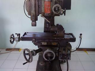 Alat Teknik Bekasi - Mesin Milling Bekasi - Jual Mesin Milling