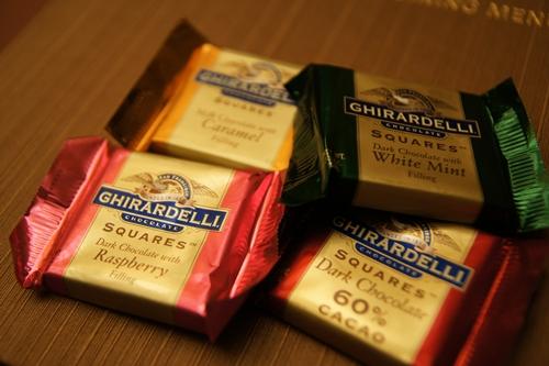 Ghirardelli Dark Chocolate Nutrition