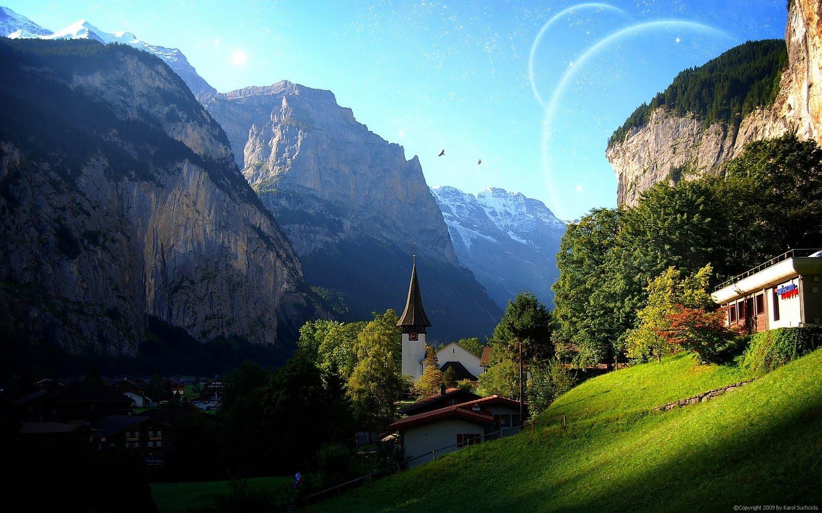 Los paisajes naturales más hermosos alrededor del mundo