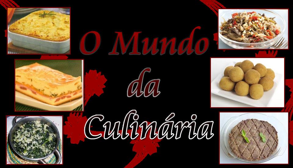 Mundo da Culinária