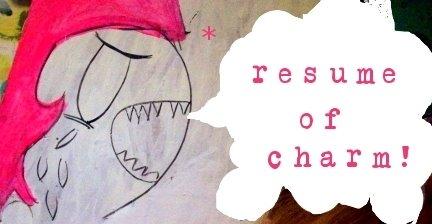 Resume Of Charm