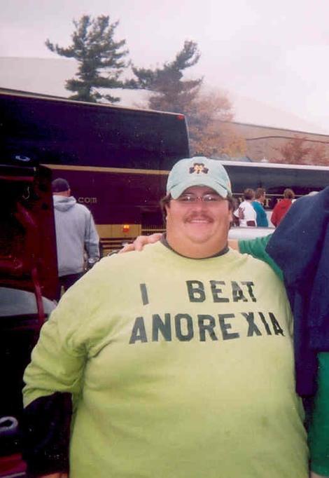 I Beat Anorexia. Good for you! :)