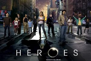 Seriados de TV, Heroes volta dia 12.