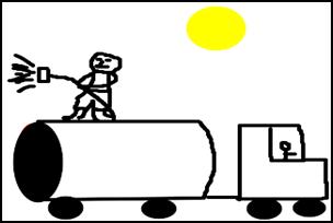 Miniconto: Carro-pipa