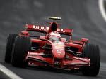 Ferrari no GP Brasil 2008