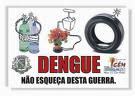 Dengue e residuo residencial