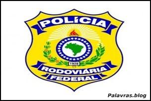 Polícia Rodoviária Federal abre concurso.