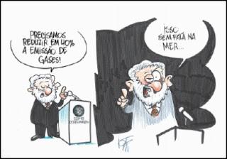 Lula e suas frases de impacto.