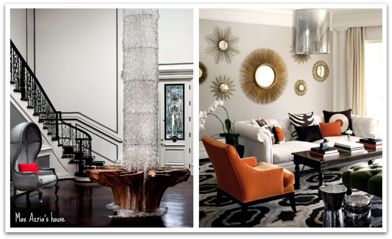 max+azria+5 inspired by . max azrias home
