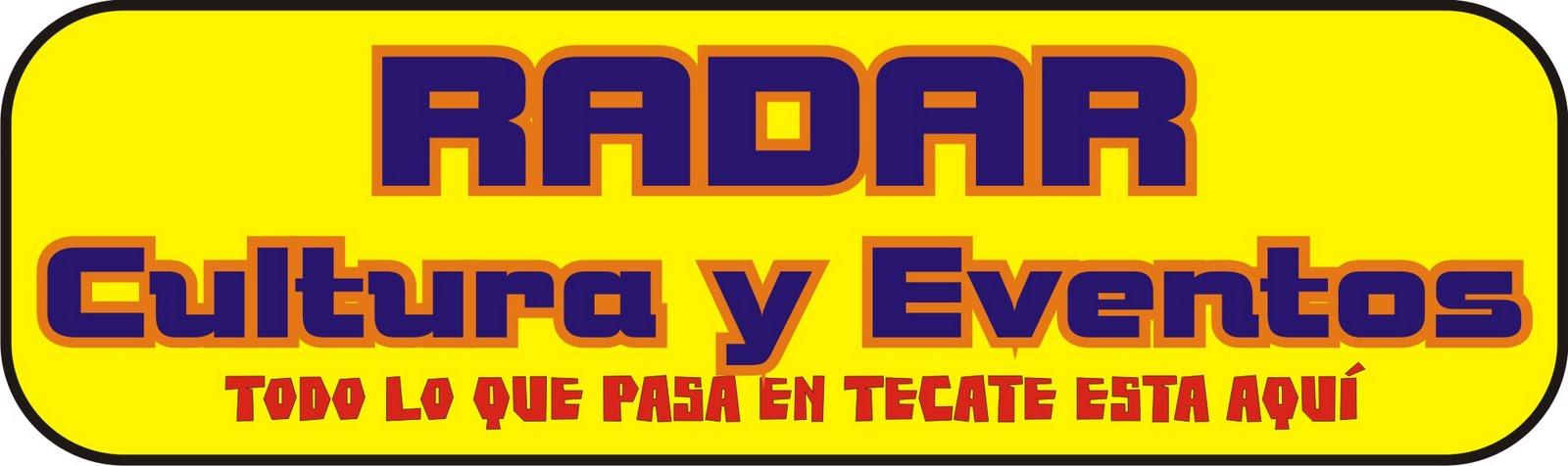 RADAR CULTURA Y EVENTOS