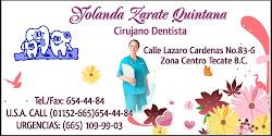YOLANDA ZARATE Q.