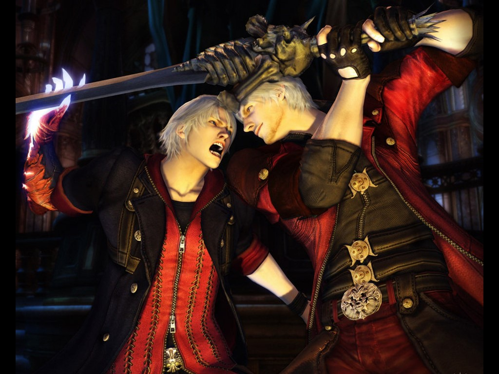 Download - Devil May Cry 4 full + Cracked - PC ~ Best ...