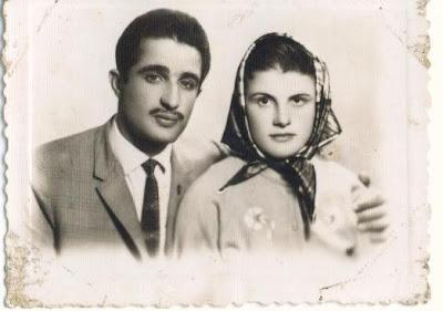 Mehmet Dayım ve eşi