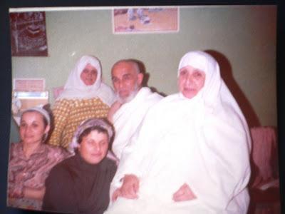Yasime Teyzem; Hacıbabam, Hacıannem, Ümmühan Teyzem, Fatma Yengem