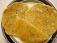 Cherupayar(Moong Dal) Dosa