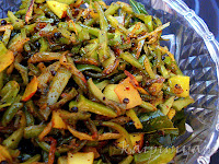 Nithyavazhuthana Stir Fry