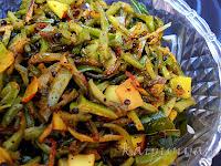 Nithyavazhuthana Stir Fry