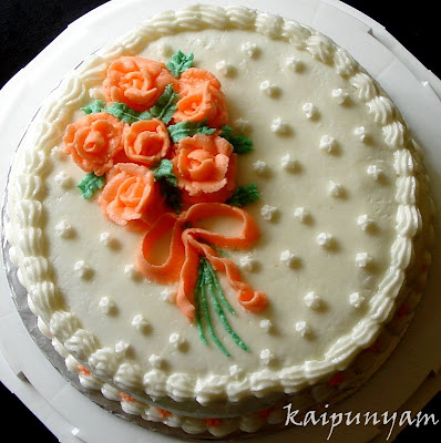 kaipunyam.com: Wilton Cake Decorating Course