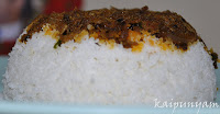 Irachi (beef) Puttu