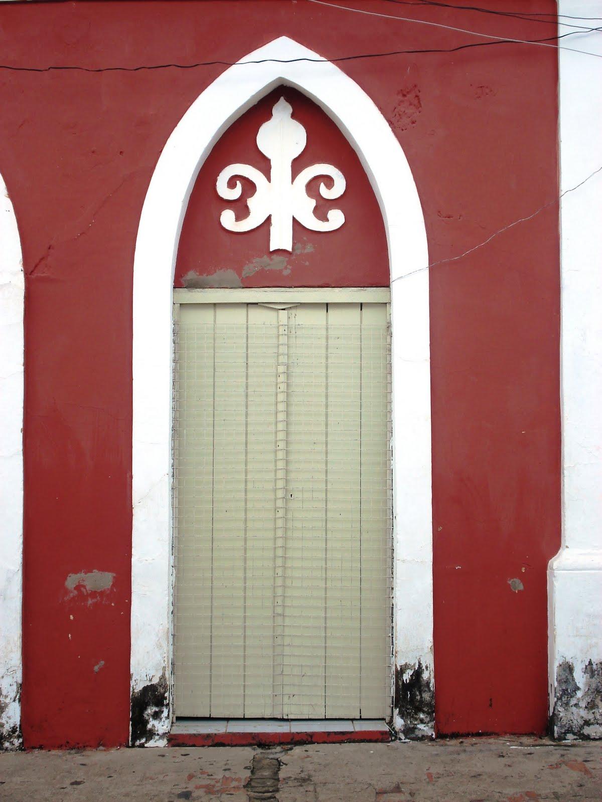 #893735 KAKI AFONSO Arquitetura: Janelas da arquitetura piauiense: Amarante. 570 Janelas Em Arco Pleno