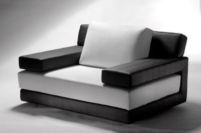 Modern Furniture on Way With Their Versace Home Line Of Black And White Furniture