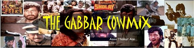 The Gabbar Cow-mix