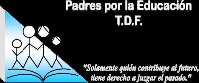 Padres por la Educación T.D.F.