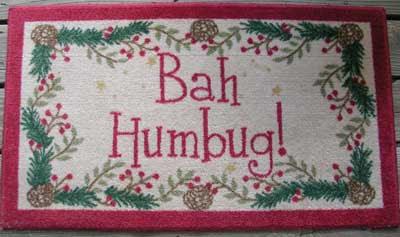yes, my real doormat