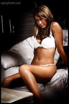 Emily Scott Model