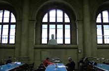 Biblioteca Nacional - Salón Gabriela Mistral