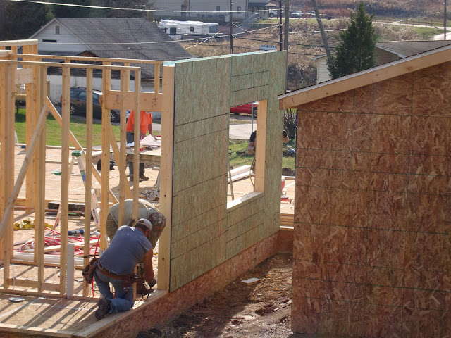 West virginia house kit from green cottage kits sip for Structural insulated panel house kits