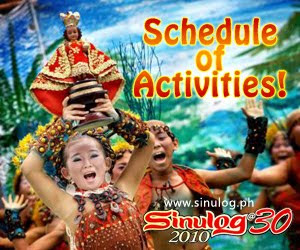 cebu event and tours: January 2010