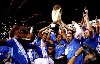 La fiesta del Cruzeiro