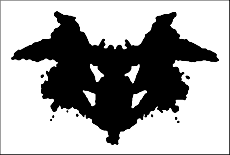 Rorschach test - Wikipedia, the free.
