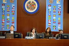 Profesor en el III Curso de Derecho Internacional Humanitario de la OEA