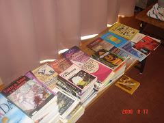 B.E.I.U.-Biblioteca Espírita Itinerante de Ueda