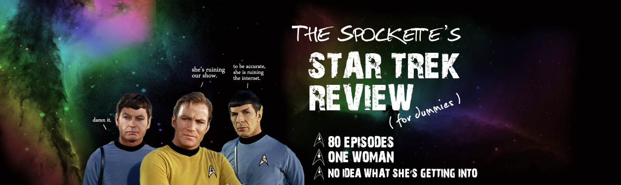 The Spockette's Star Trek Review (for dummies)