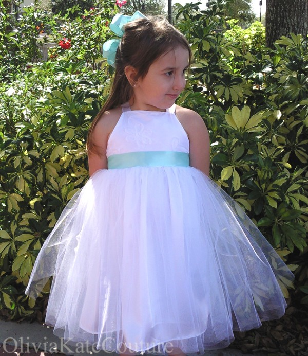 Flower girl dresses tulle flower girl dresses toddler flower girl a teal red vintage wedding mightylinksfo