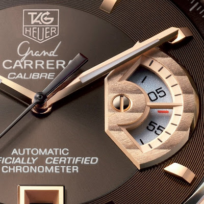 tag heuer, grand carrera 17