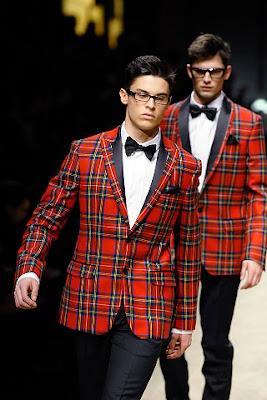 D&G, Italian, men style