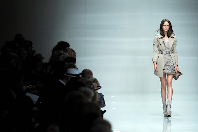 Burberry Prorsum, Spring Summer, 2010, Runway show, London, London Fashion Week, English Fashion, luxury, Women's
