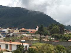 Pueblo de Cubiro