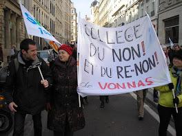 A Lyon le 12 mars 2010