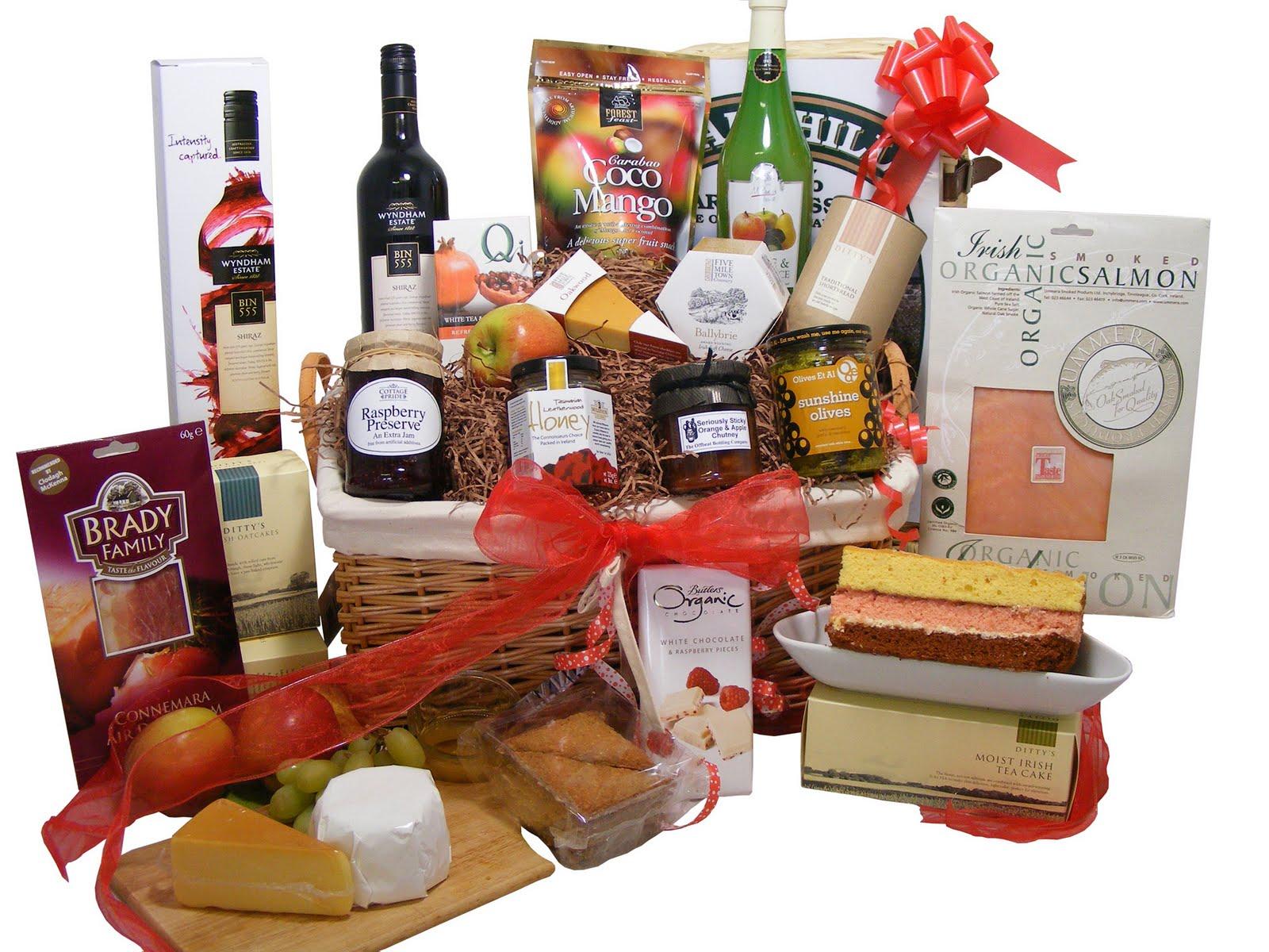 Organic Baby Gifts Ireland : Baskets galore ireland gift of irish origin