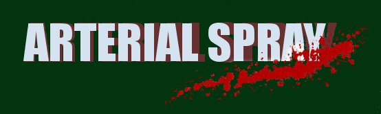 Arterial Spray