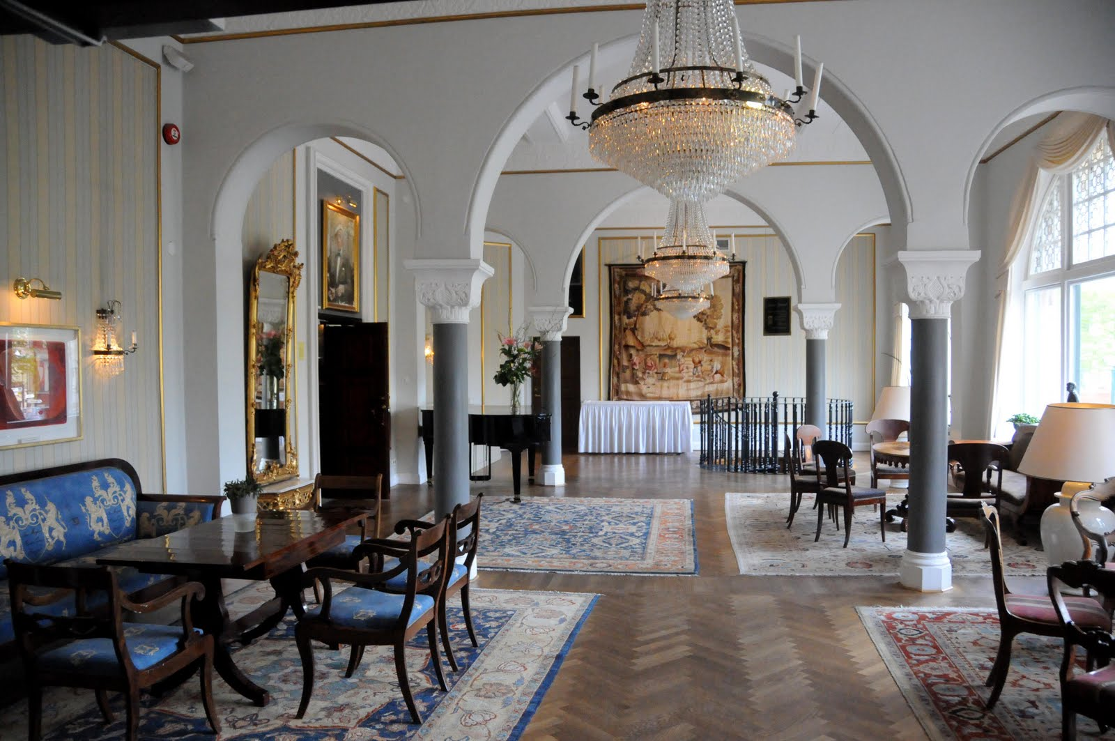 Photo He Ferrold Grand Hotel Lund Is An Old Style With Fantastic Picturesque Atmosphere Www Grandilund Se