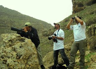 [Nature Iraq bird team during fieldwork]